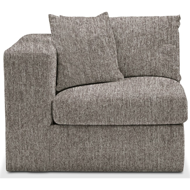 Living Room Furniture - Collin Performance Left-Arm Facing Chair