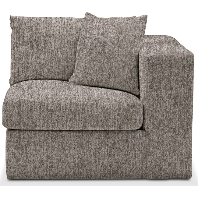 Living Room Furniture - Collin Performance Right-Arm Facing Chair