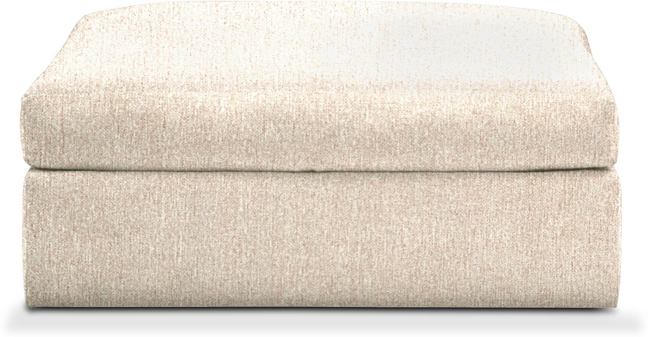 Living Room Furniture - Collin Performance Ottoman