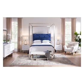 Concerto Canopy Bed