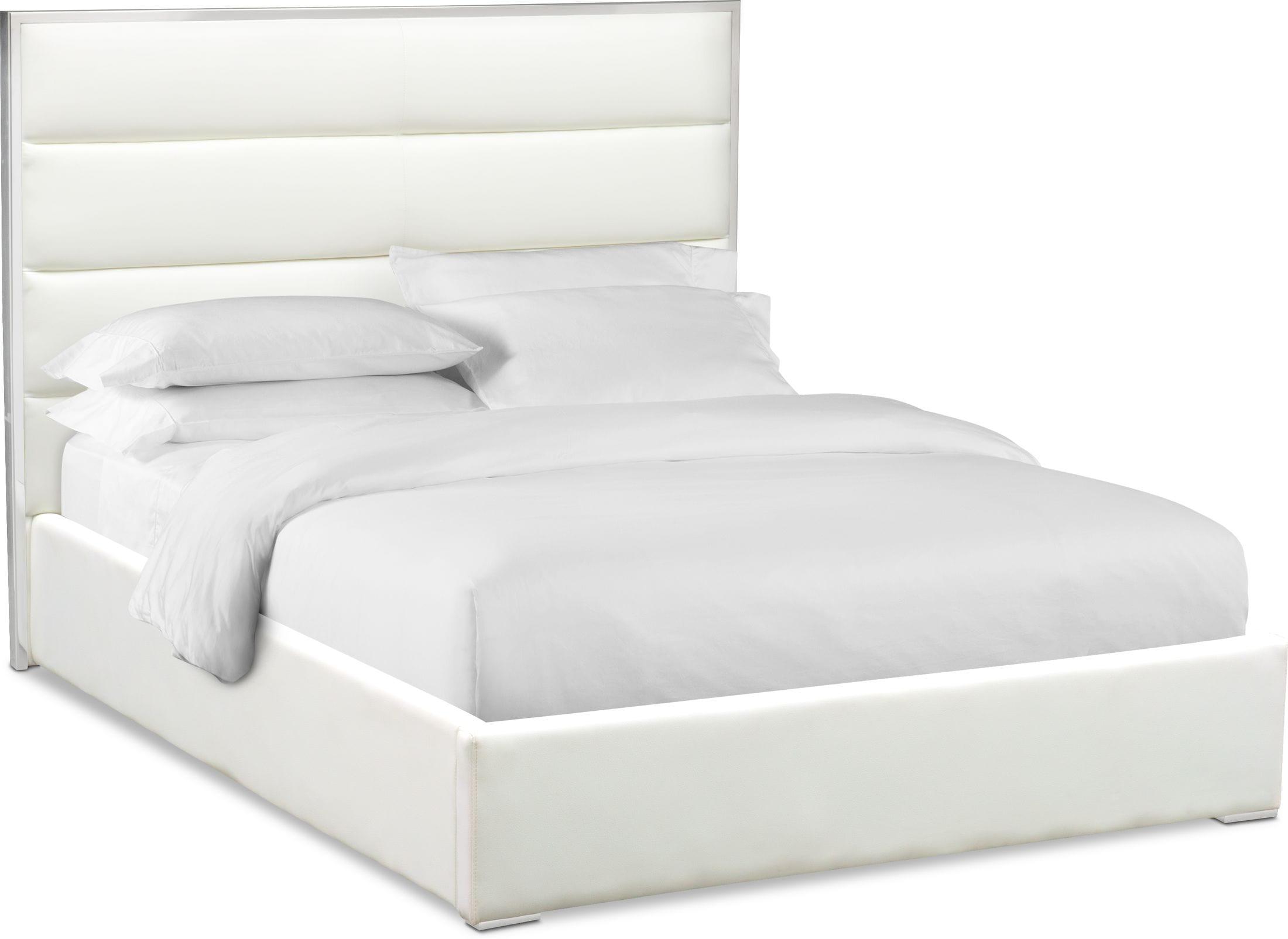 Bedroom Furniture - Concerto Upholstered Bed
