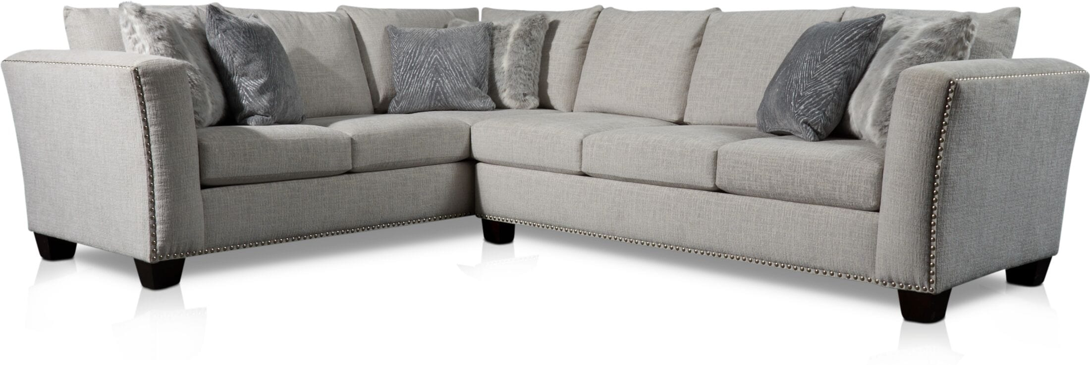 cora 2 piece sectional