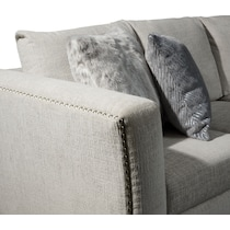 cora gray  pc sectional