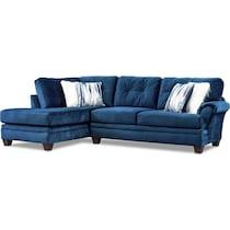 cordelle blue  pc living room