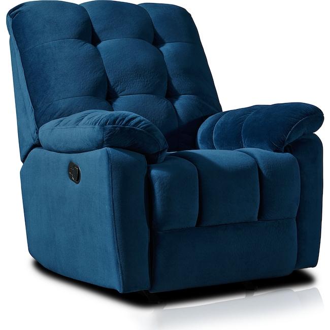 Living Room Furniture - Cordelle Manual Recliner