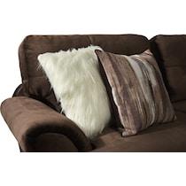 cordelle dark brown  pc living room