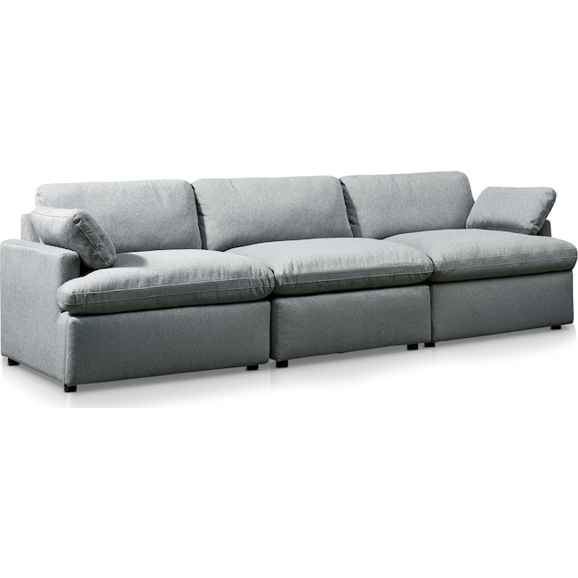 Living Room Furniture - Cozy 3-Piece Power Reclining Sofa
