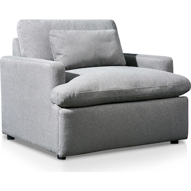 Cozy Power Recliner - Gray