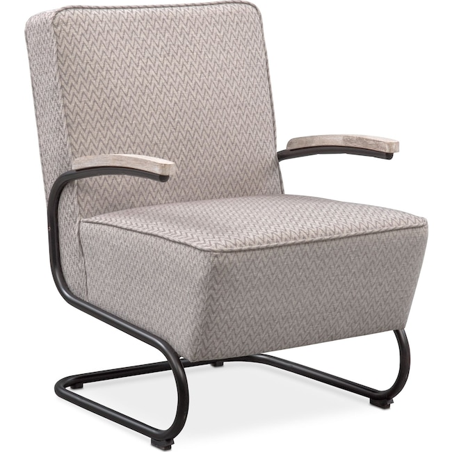 Living Room Furniture - Crosby Accent Chair