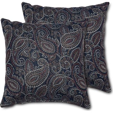 2-Pack Custom Pillows -  Akira Night