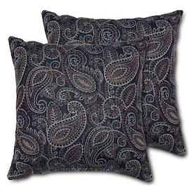 2-Pack Custom Patterned Pillows