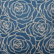 custom pillow blue accent pillow