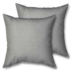 2-Pack Custom Solid Pillows