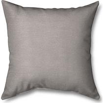 custom pillow silver accent pillow