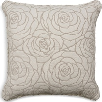 custom pillow white accent pillow