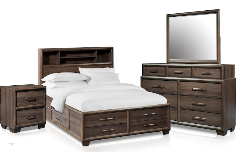 dakota bedroom main image