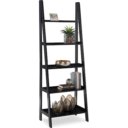 Davis Bookcase - Black