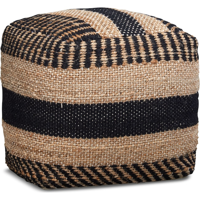 Accent and Occasional Furniture - Dennington Pouf