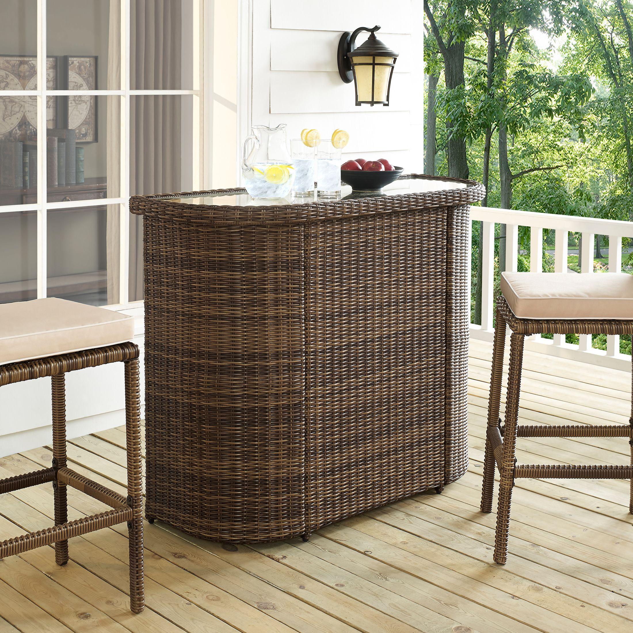 Outdoor Furniture - Destin Outdoor Bar