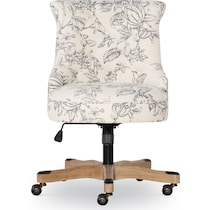 dixie multicolor office chair
