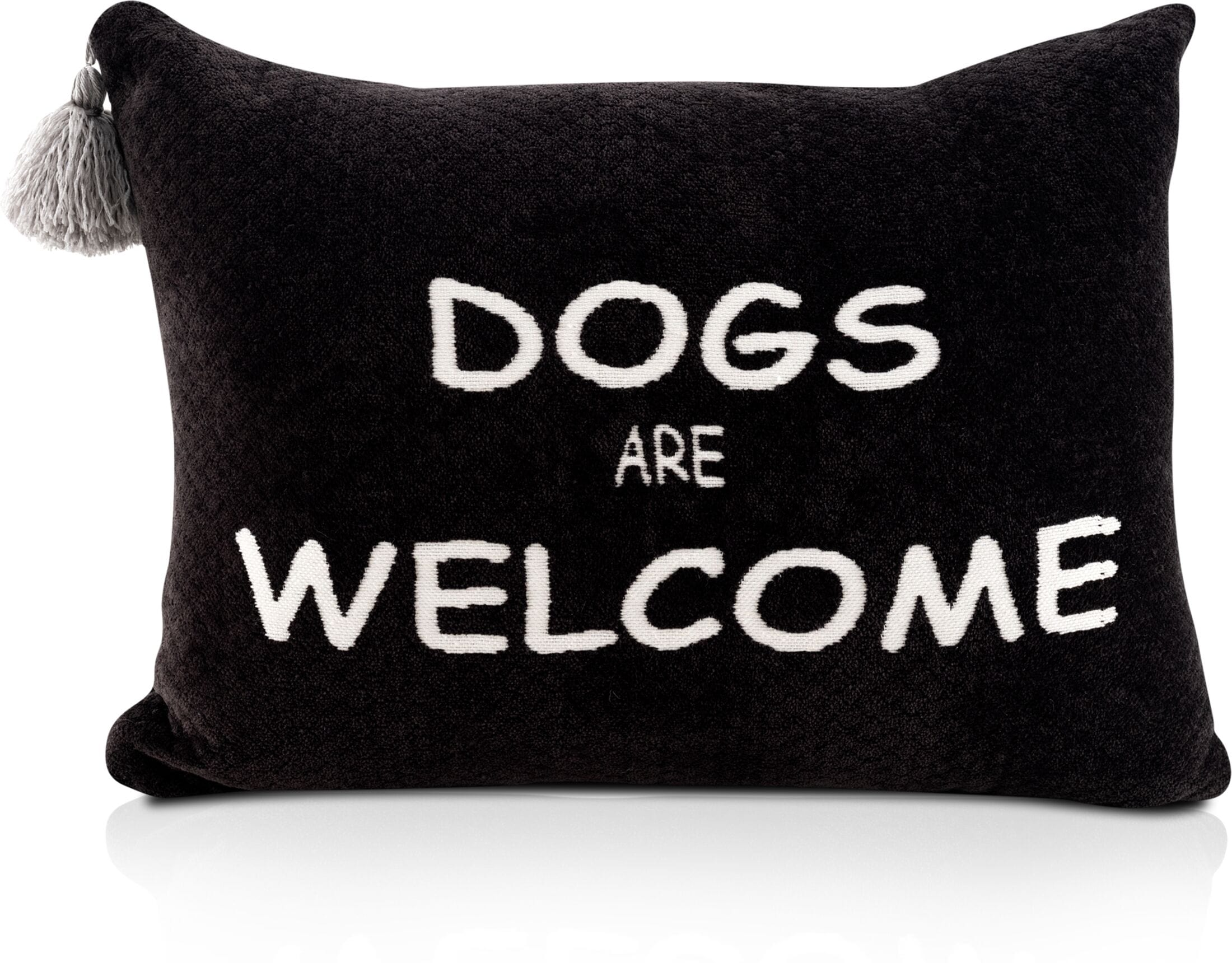 Accent and Occasional Furniture - Dog Lovers Pillow