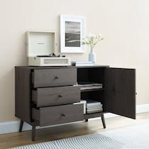donald gray tv stand