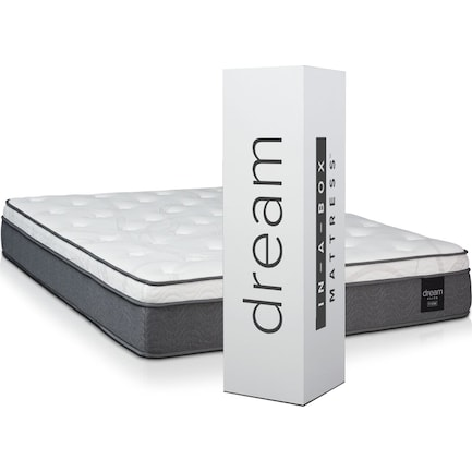 Dream-In-A-Box Elite Firm Twin Mattress