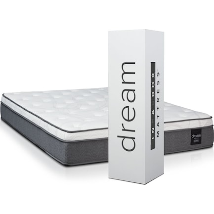 Dream-In-A-Box Elite Soft Twin Mattress