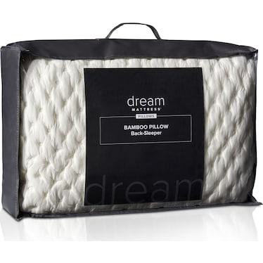 Dream Back Sleeper Bamboo Pillow