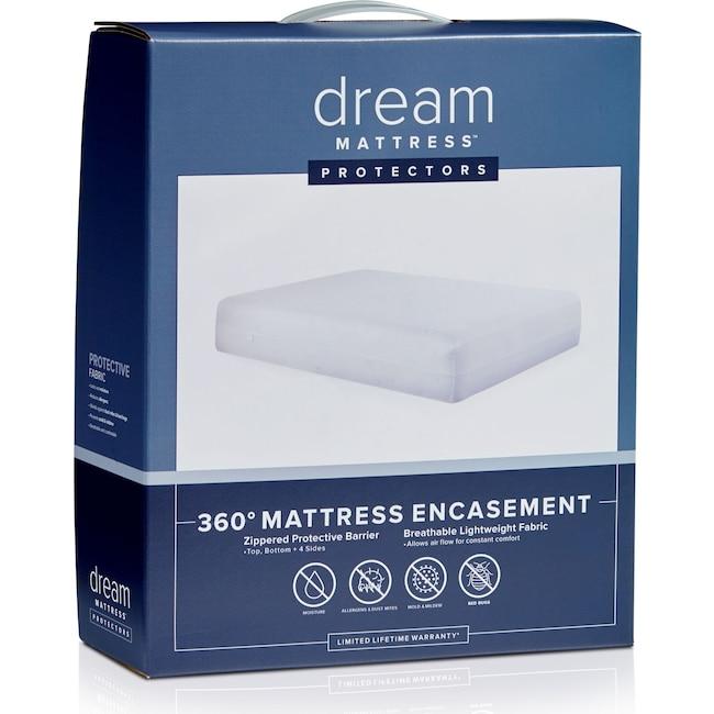 Mattresses and Bedding - Dream 360 Mattress Protector