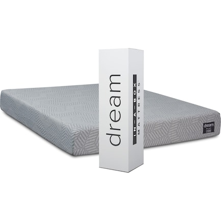 Dream-In-A-Box Plus Firm Queen Mattress