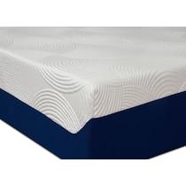 dream refresh white twin mattress
