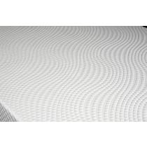 dream relax white queen mattress foundation set