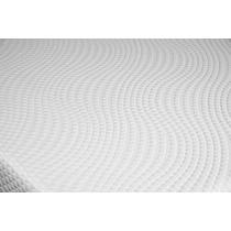 dream relax white queen mattress low profile foundation set
