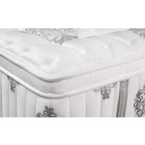dream restore white queen mattress