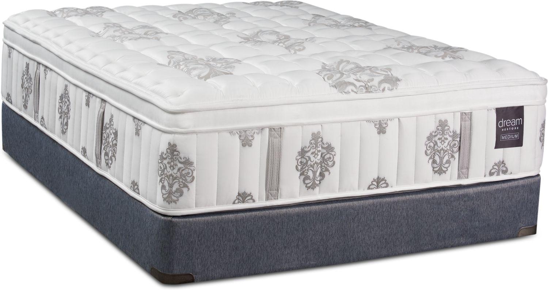 Mattresses and Bedding - Dream Restore Medium Mattress