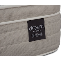 dream revive white king mattress