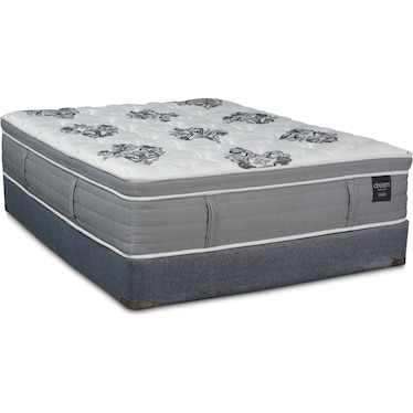 Dream Revive Firm Queen Mattress and Foundation