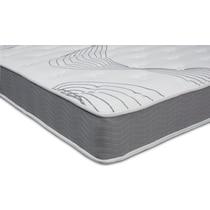 dream simple white twin mattress