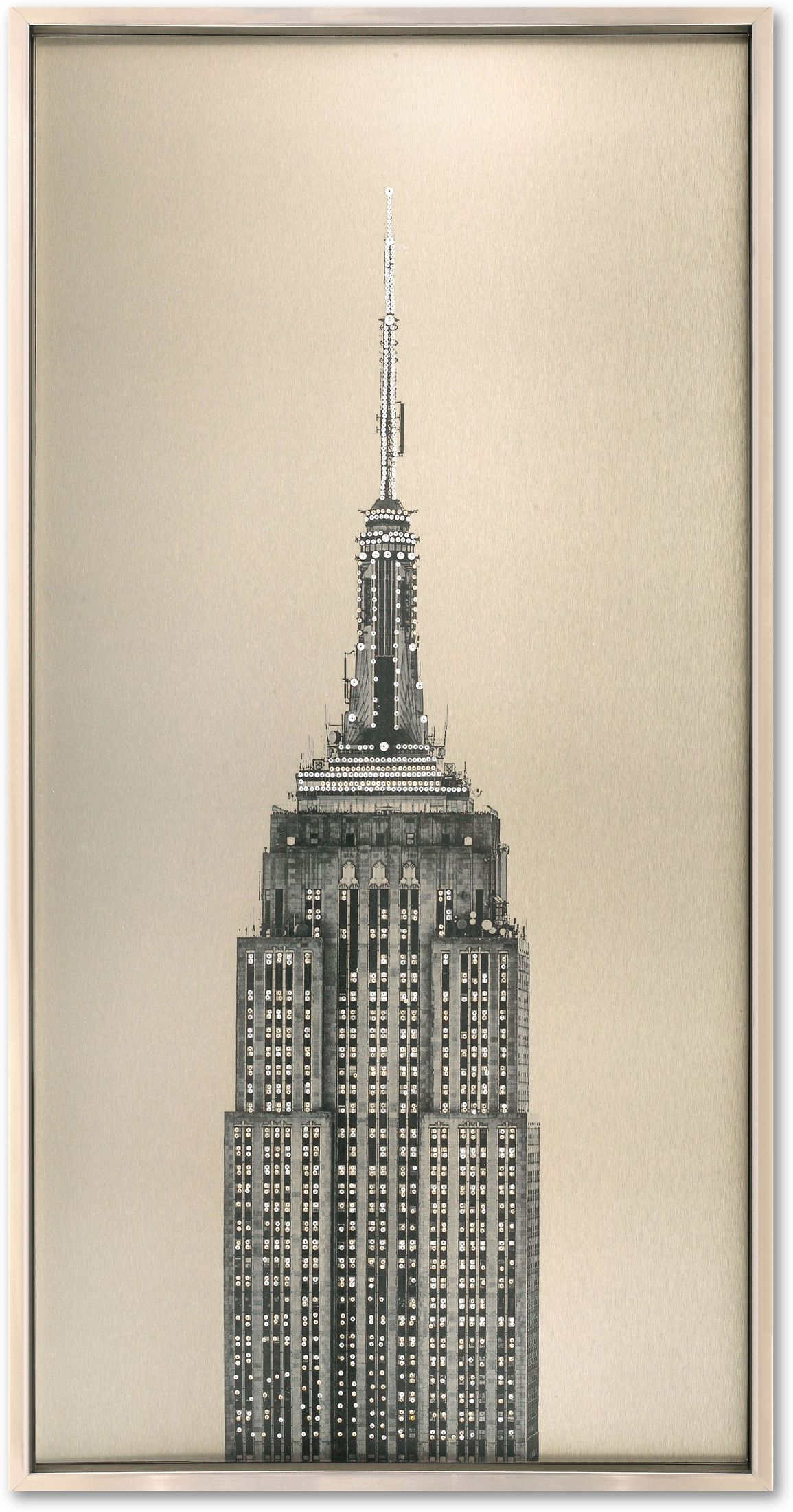 Home Accessories - Empire State Wall Art