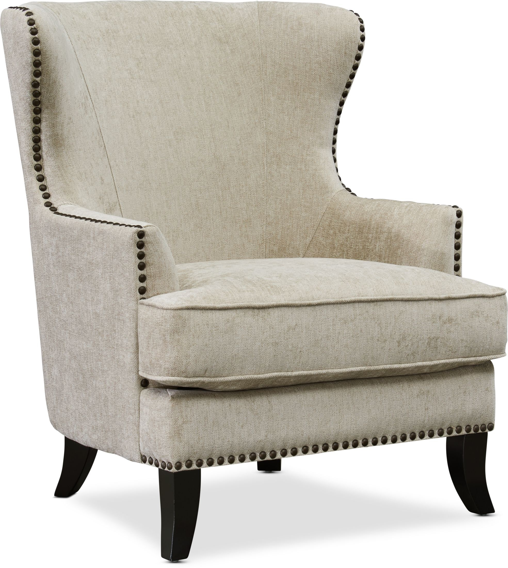 Living Room Furniture - Eva Accent Chair