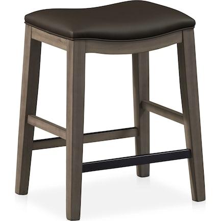 Fairfield Counter-Height Backless Stool
