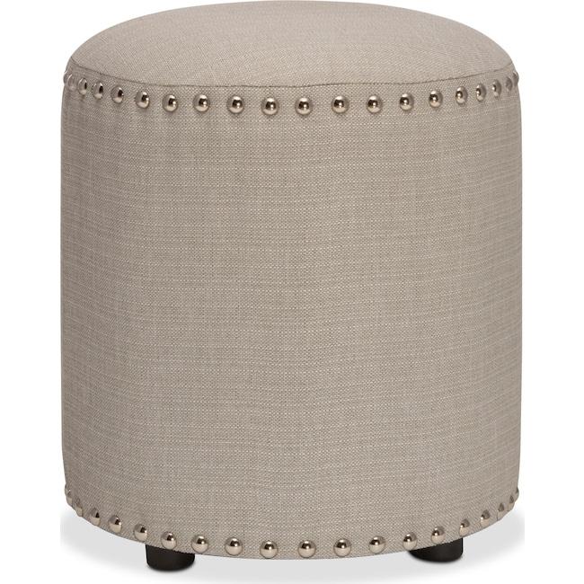 Kids Furniture - Fenmore Vanity Stool - Gray