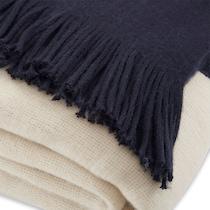 finley blue blanket