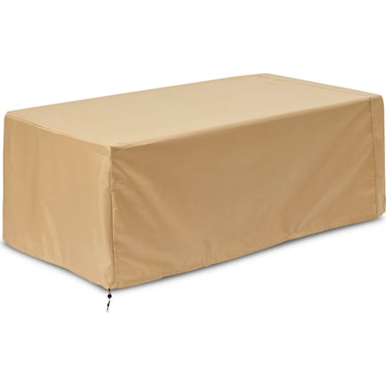 Rectangular 46 x 34 x 22 Fire Table Cover