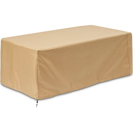 Rectangular 52 x 33 x 22 Fire Table Cover