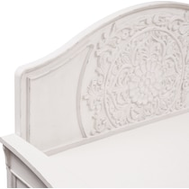 florence white twin daybed