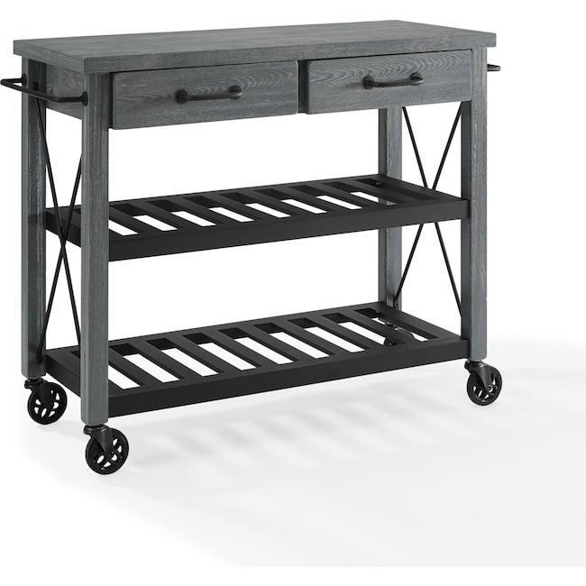 Dining Room Furniture - Fremont Kitchen Cart