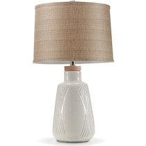 fuller white table lamp