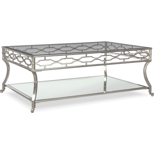 Accent and Occasional Furniture - Galleria Coffee Table